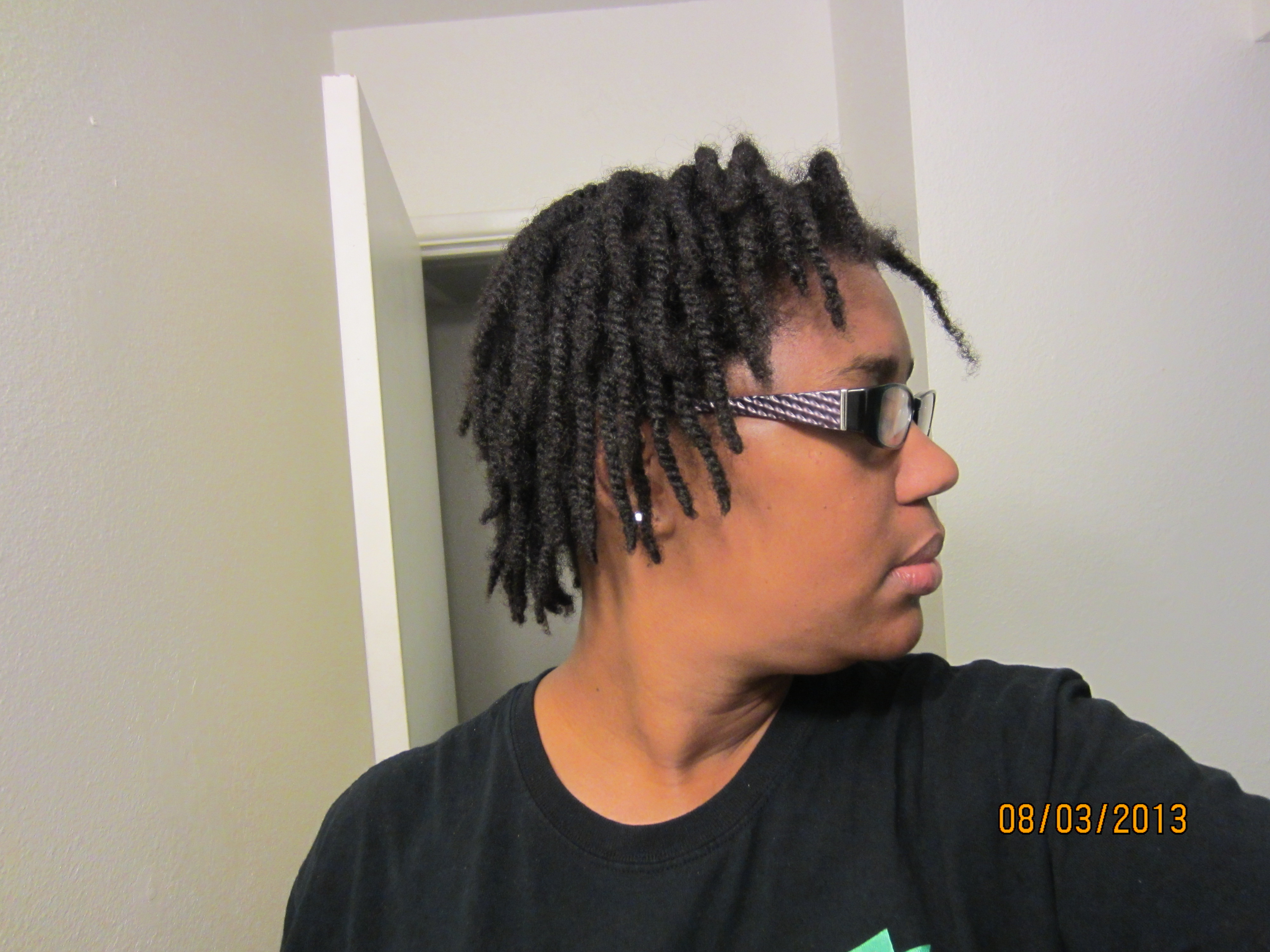 how to start locs with two strand twists